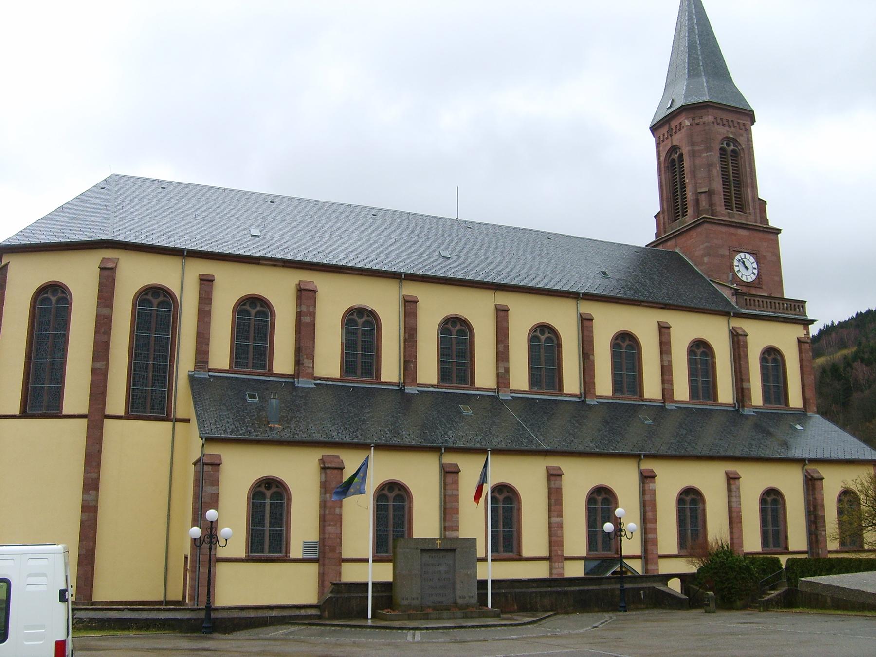Eglise Bonhomme1